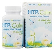 Image of Natural Balance - HTP Calm - 60 Vegetarian Capsules