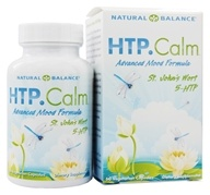 Natural Balance - HTP Calm - 60 Vegetarian Capsules by Natural Balance