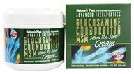 Image of Nature's Plus - Glucosamine Chondroitin MSM Ultra Rx-Joint Cream - 4 oz.