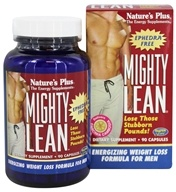 Nature's Plus - Mighty Lean Capsule - 90 Capsules CLEARANCED PRICED (097467043299)