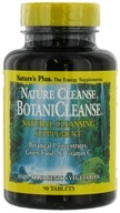 Nature's Plus - Nature Cleanse BotaniCleanse - 90 Tablets