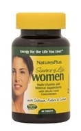 Nature's Plus - Source Of Life Women's Multi-Vitamin - 60 Tablets by Nature's Plus