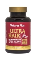 Image of Nature's Plus - Ultra Hair Plus - 60 Tablets