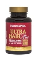 Nature's Plus - Ultra Hair Plus - 60 Tablets by Nature's Plus