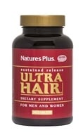 Image of Nature's Plus - Ultra Hair Sustained Release - 90 Tablets