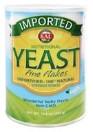 Kal - Imported Yeast Fine Flakes - 14.8 oz., from category: Nutritional Supplements