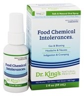 Image of King Bio - Homeopathic Natural Medicine Allergy, Food & Chemical Relief - 2 oz.