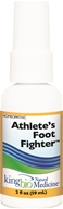 Image of King Bio - Homeopathic Natural Medicine Athlete's Foot Fighter - 2 oz. CLEARANCE PRICED