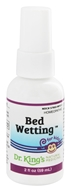 King Bio - Homeopathic Natural Medicine Bed Wetting Prevention - 2 oz. by King Bio