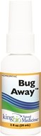 Image of King Bio - Homeopathic Natural Medicine Bug Away - 2 oz. CLEARANCE PRICED