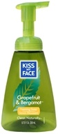 Image of Kiss My Face - Liquid Soap Self Foaming Grapefruit & Bergamot - 8.75 oz.