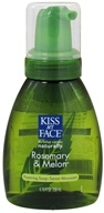 Kiss My Face - Liquid Soap Self Foaming Rosemary & Melon - 8.75 oz. LUCKY DEAL