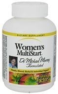 Image of Natural Factors - Dr. Murray's Women's Multistart - 180 Tablets