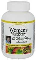 Natural Factors - Dr. Murray's Women's Multistart - 180 Tablets
