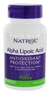 Image of Natrol - Alpha Lipoic Acid 300 mg. - 50 Capsules