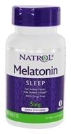 Natrol - Melatonin 5 mg. - 60 Tablets