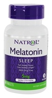 Natrol - Melatonin 5 mg. - 60 Tablets by Natrol