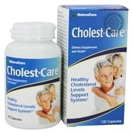 NaturalCare - Cholest-Care - 120 Capsules