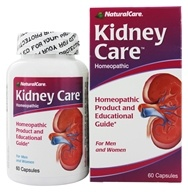 NaturalCare - Kidney Care - 60 Capsules, from category: Homeopathy