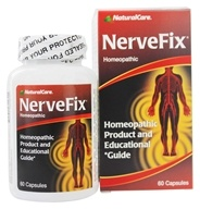 NaturalCare - NerveFix - 60 Capsules, from category: Homeopathy