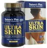 Nature's Plus - Ultra Skin Sustained Release - 90 Tablets, from category: Nutritional Supplements