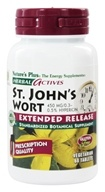 Nature's Plus - Herbal Actives Extended Release Saint John's Wort 450 mg. - 60 Tablets