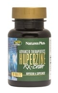 Nature's Plus - Advanced Therapeutics Huperzine RX Brain - 30 Tablets, from category: Nutritional Supplements