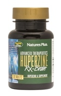Image of Nature's Plus - Advanced Therapeutics Huperzine RX Brain - 30 Tablets