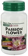 Nature's Plus - Herbal Actives Passion Flower 250 mg. - 60 Vegetarian Capsules by Nature's Plus