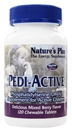 Image of Nature's Plus - Pedi-Active - 120 Chewable Tablets