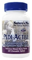 Pedi-ativo - 120 Chewable Tablets by Natures Plus