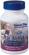 Nature's Plus - Pedi-Active - 60 Chewable Tablets by Nature's Plus