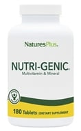 Nature's Plus - Nutri-Genic - 180 Tablets, from category: Vitamins & Minerals