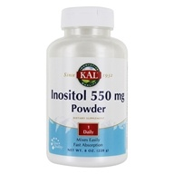 Kal - Inositol Powder 550 mg. - 8 oz. (021245732204)