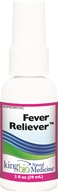 King Bio - Homeopathic Natural Medicine Fever Reliever - 2 oz. CLEARANCE PRICED