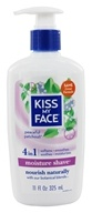 Image of Kiss My Face - Moisture Shave Peaceful Patchouli - 11 oz.
