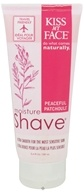 Kiss My Face - Moisture Shave Peaceful Patchouli - 3.4 oz.