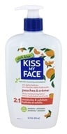 Kiss My Face - Ultra Moisturize Peaches & Creme - 16 oz.