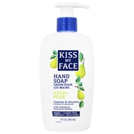 Kiss My Face - Liquid Moisture Soap Pear - 9 oz. - $3.98