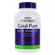 Natrol - CetylPure Joint Health - 120 Capsules, from category: Nutritional Supplements