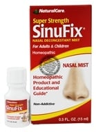 NaturalCare - SinuFix Super Strength Nasal Mist - 0.5 oz. (705692391503)