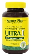 Nature's Plus - Ultra I Multi Nutrient Supplement Sustained Release - 180 Tablets - $67.91