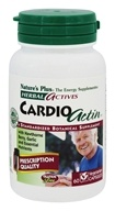 Nature's Plus - Herbal Actives CardioActin - 60 Capsules