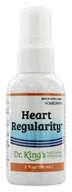 King Bio - Homeopathic Natural Medicine Heart Regularity - 2 oz. (357955506522)