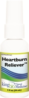 King Bio - Homeopathic Natural Medicine Heartburn Reliever - 2 oz.