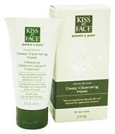 Kiss My Face - Potent & Pure Pore Shrink Deep Cleansing Mask - 2 oz. by Kiss My Face