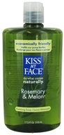 Kiss My Face - Liquid Soap Self Foaming Refill Rosemary & Melon - 17.5 oz. LUCKY DEAL
