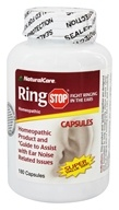Image of NaturalCare - Ring Stop - 180 Capsules