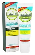 Natural Dentist - Healthy Teeth & Gums Flouride-Free Antigingivitis Toothpaste Peppermint Sage Flavor - 5 oz.