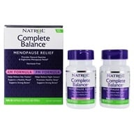Natrol - Complete Balance Menopause AM and PM - 60 Capsules, from category: Nutritional Supplements